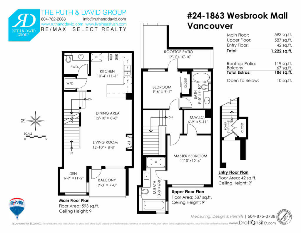 24-1863 Wesbrook Floor Plan