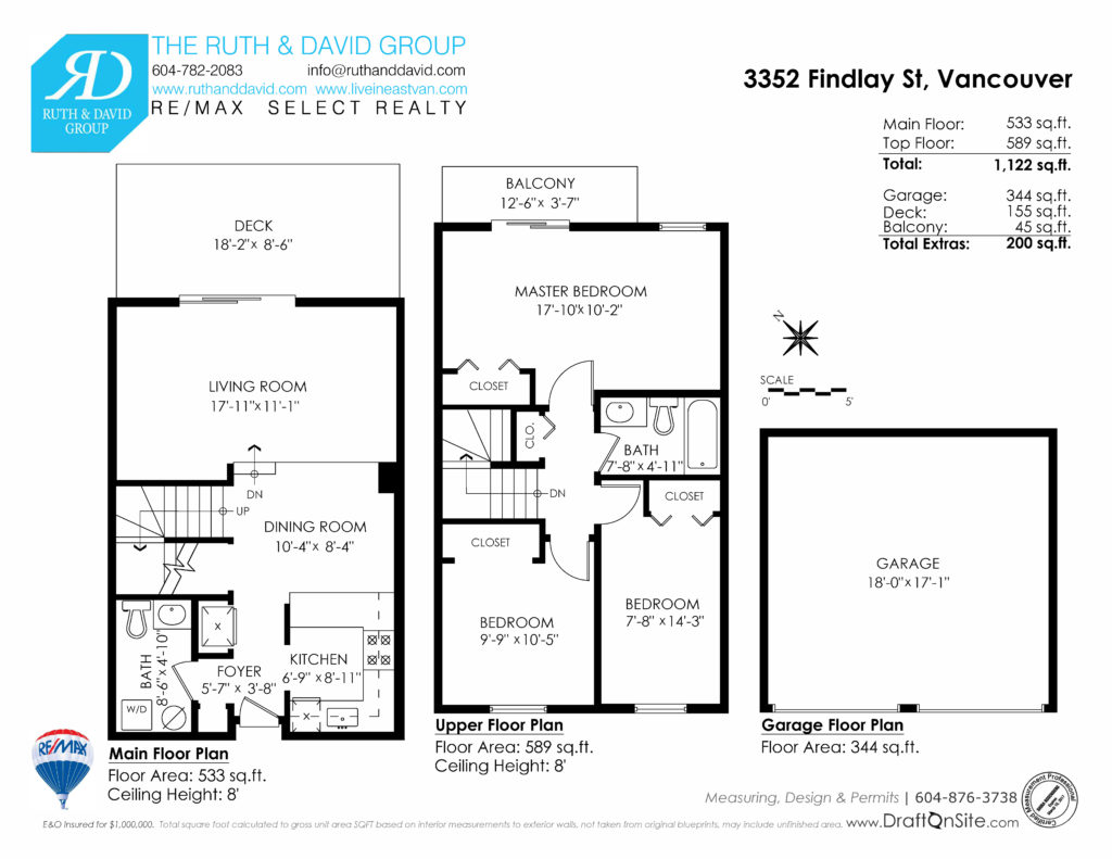 3352 Findlay Floor Plan