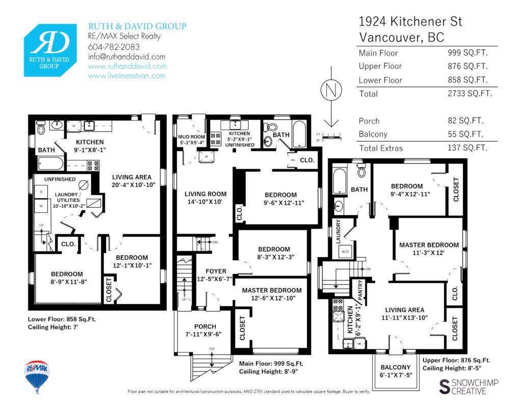 1924 Kitchener Floor Plan