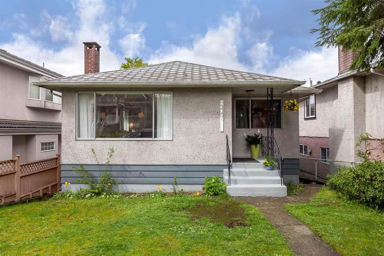 2447 E 21ST AVENUE Vancouver, BC - 1