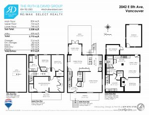 2042 East 5th Floor Plan