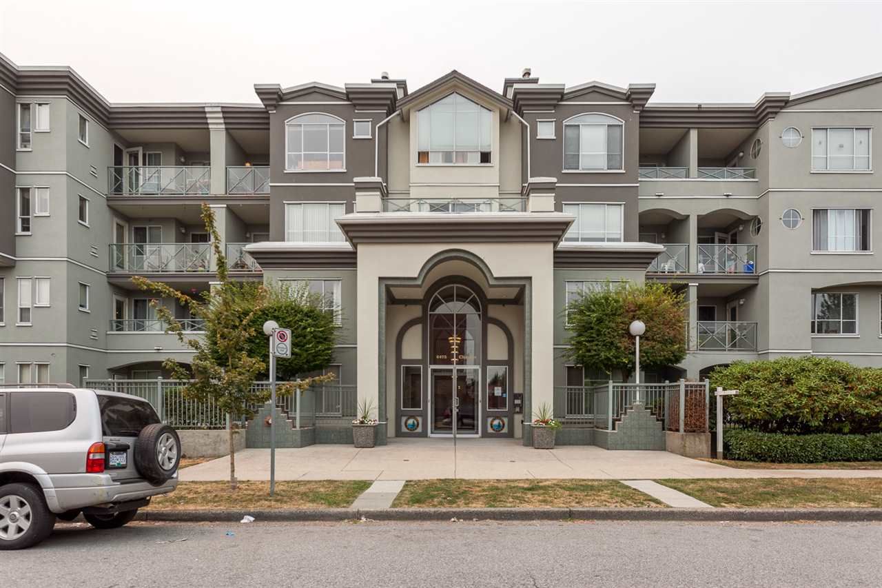 411 6475 CHESTER STREET Vancouver, BC - 2