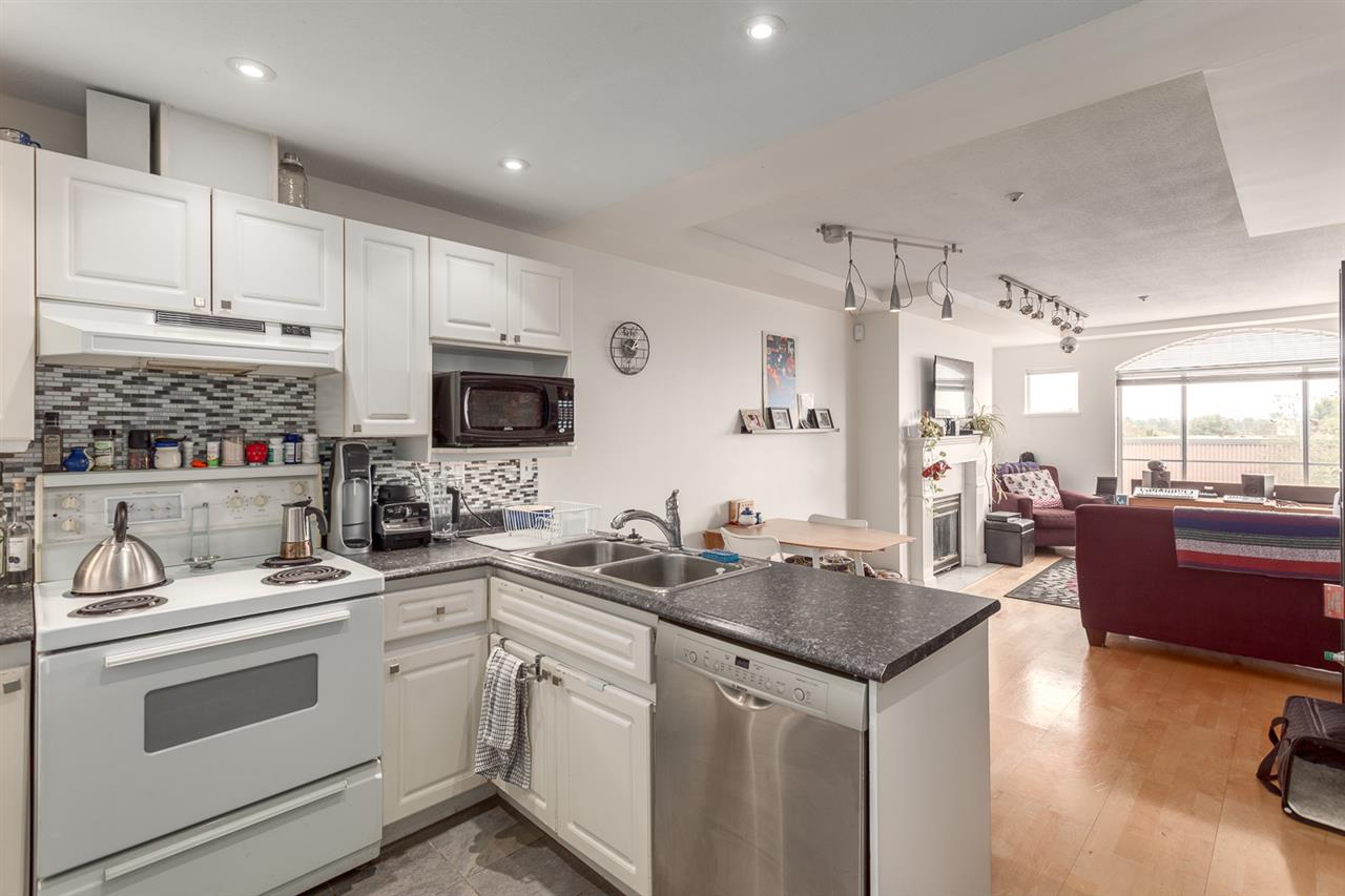 411 6475 CHESTER STREET Vancouver, BC - 6