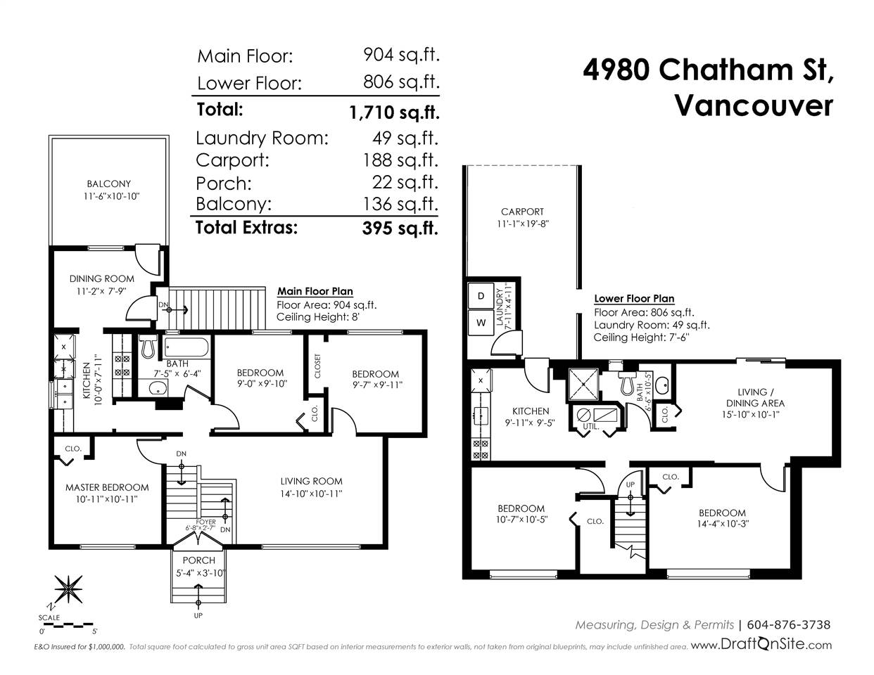 4980 CHATHAM STREET Vancouver, BC - 19