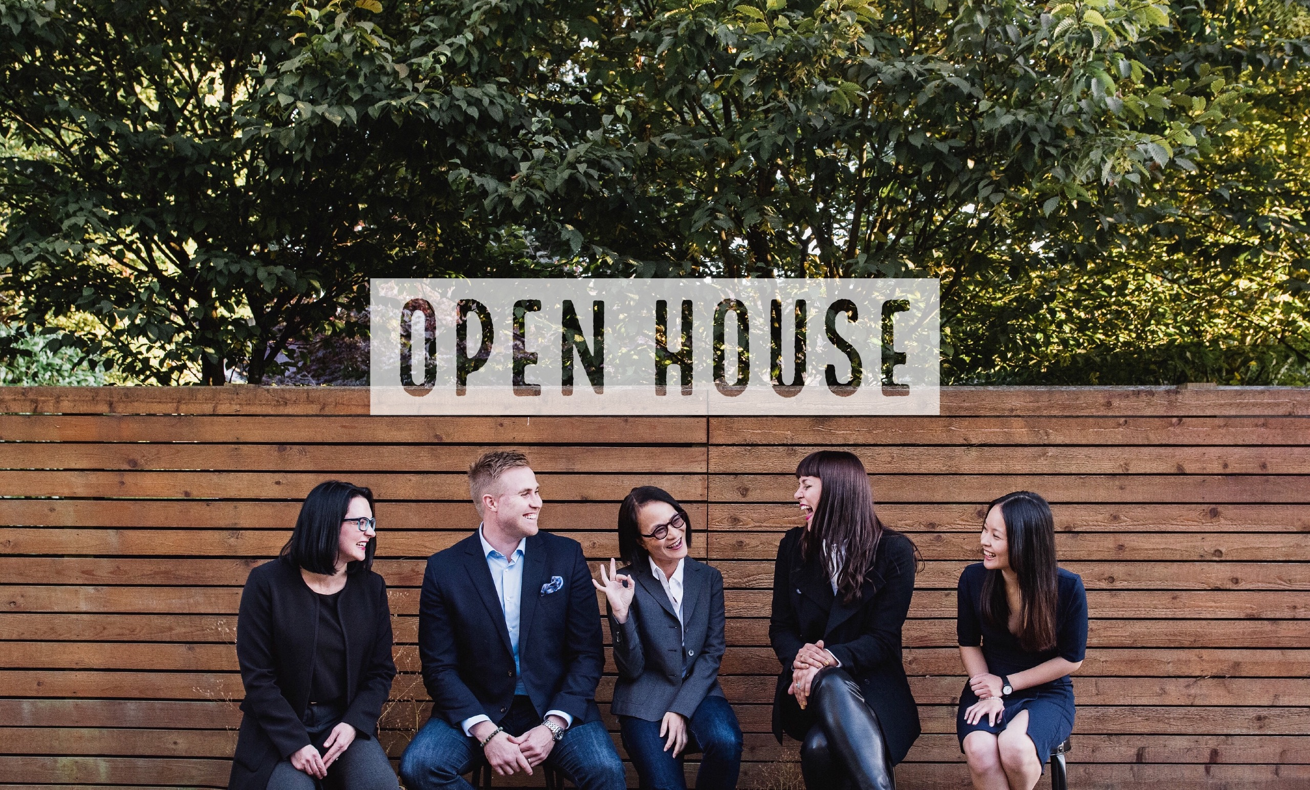 The Ruth & David Group Open House