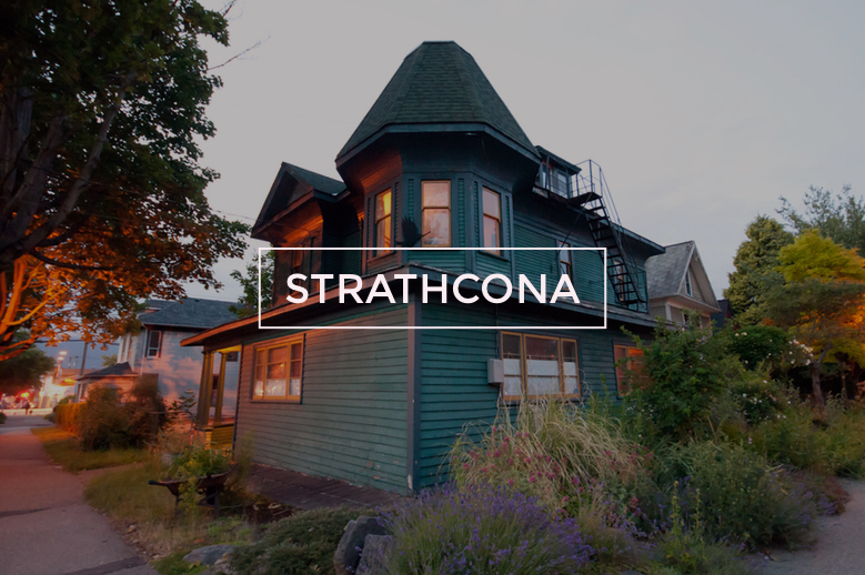 Strathcona, East Vancouver