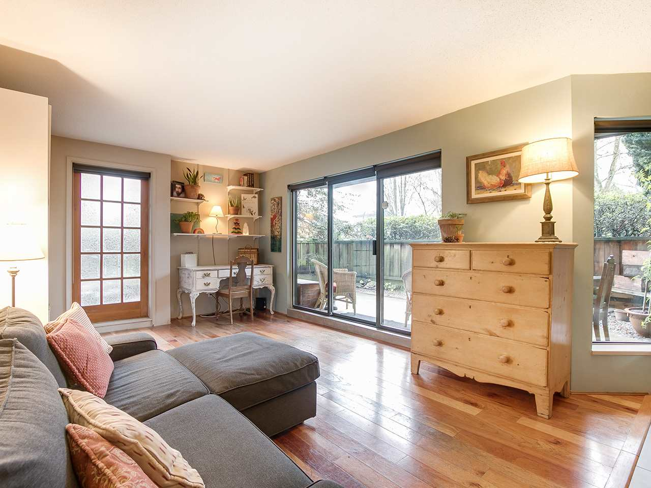 102 224 N GARDEN DRIVE Vancouver, BC - 2