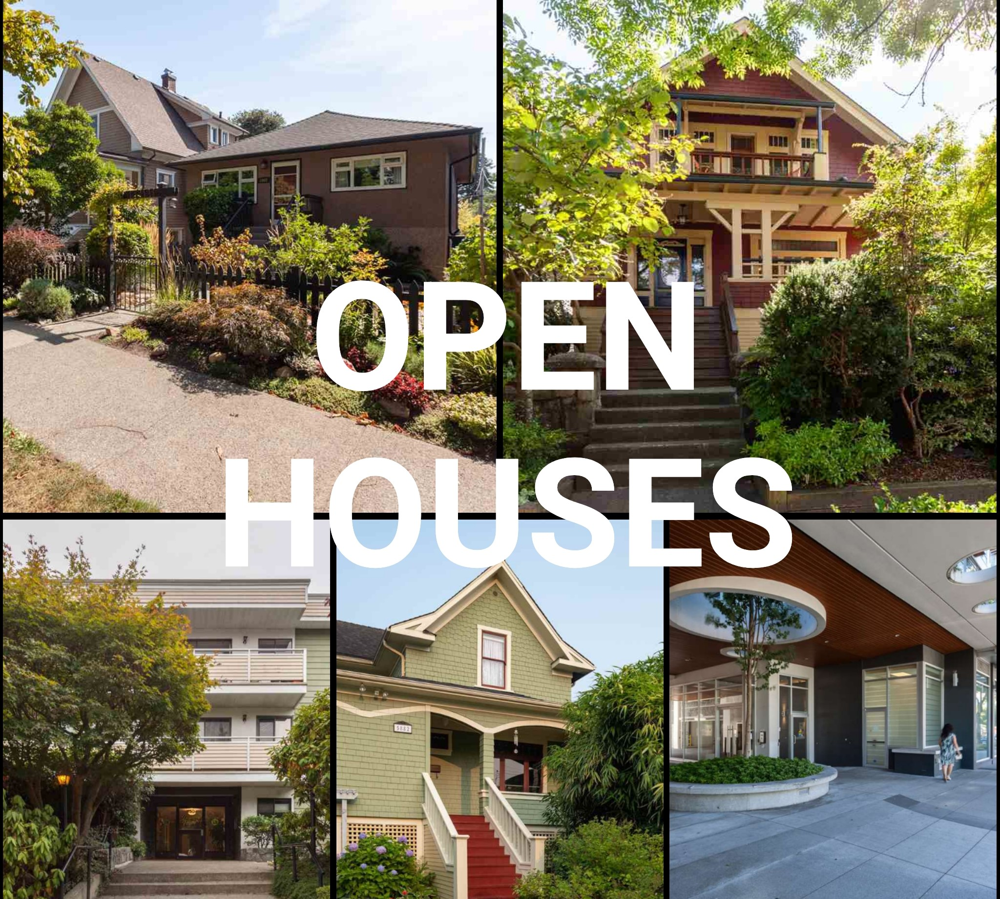 East Vancouver Open Houses