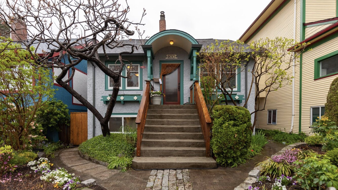 1610 Salsbury Drive - Commercial Drive Character Home