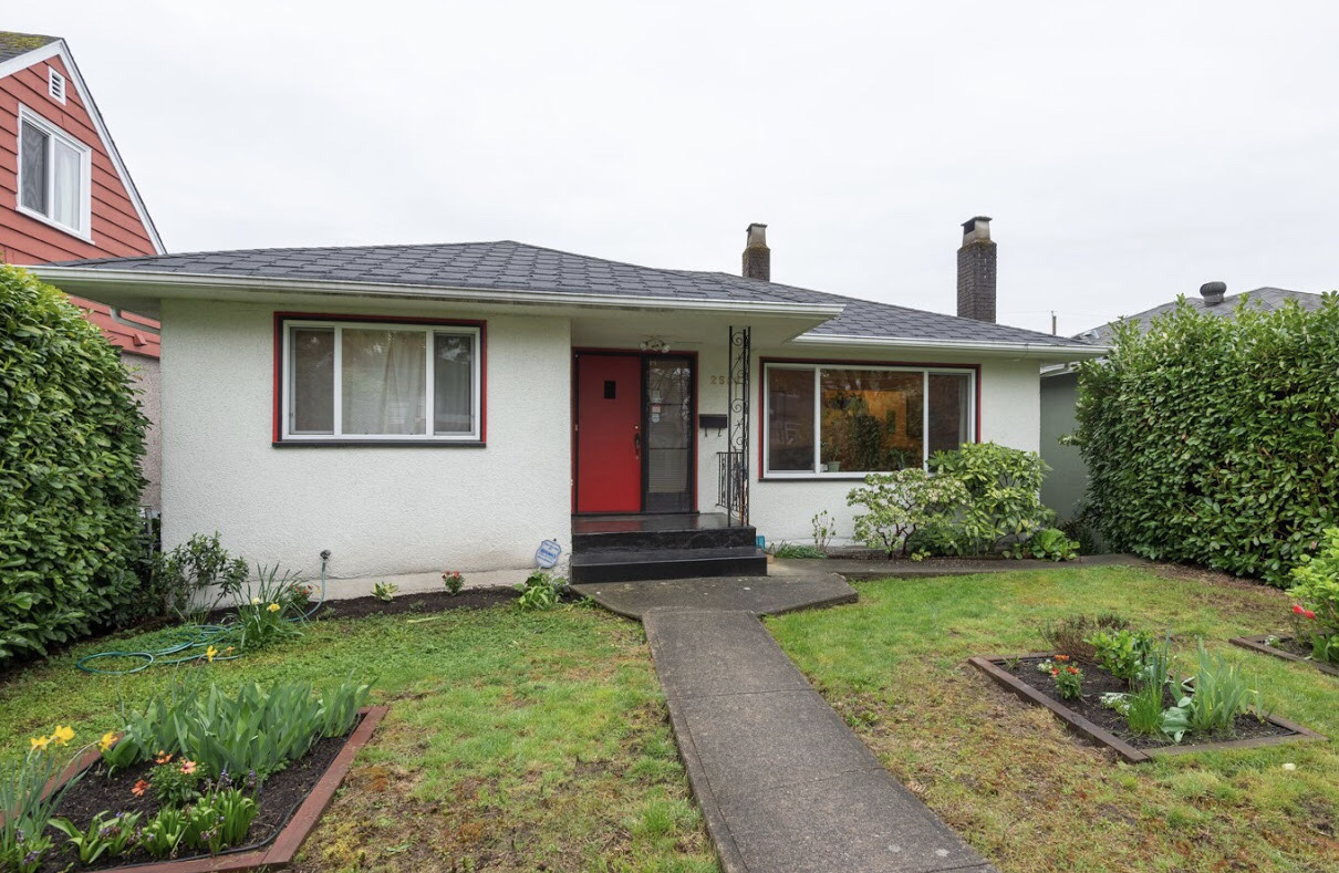 2568 East 4th Avenue - East Vancouver Bungalow