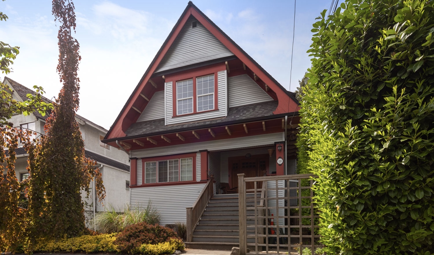 Commercial Drive Character Home - 1233 Victoria Drive