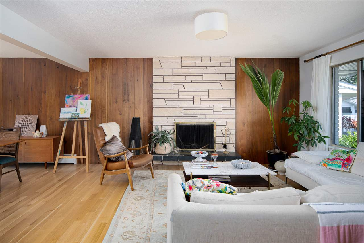 Three Bedroom Mid-Century Home in New Westminster