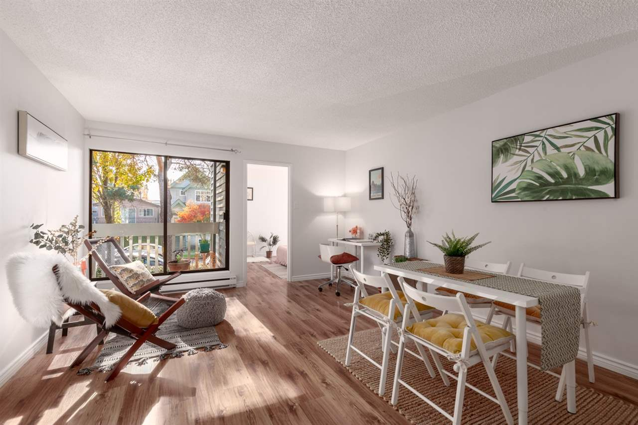 1 Bedroom Condo in Commercial Drive - 213-1545 East 2nd Avenue
