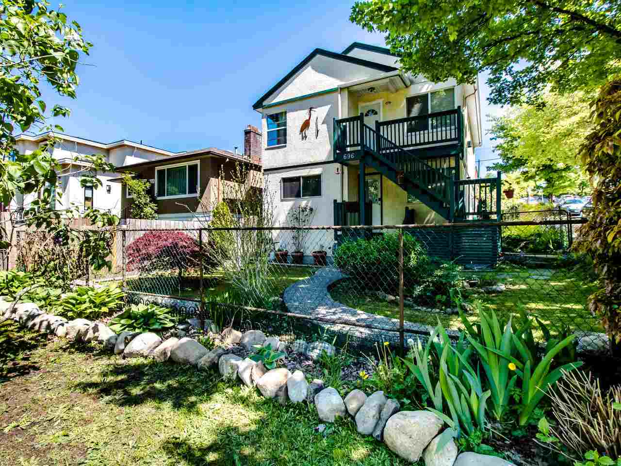 Home for sale in Renfrew: 696 Rupert Street