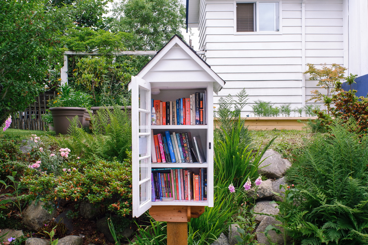 The R & D Group - Vancouver's Little Free Libraries