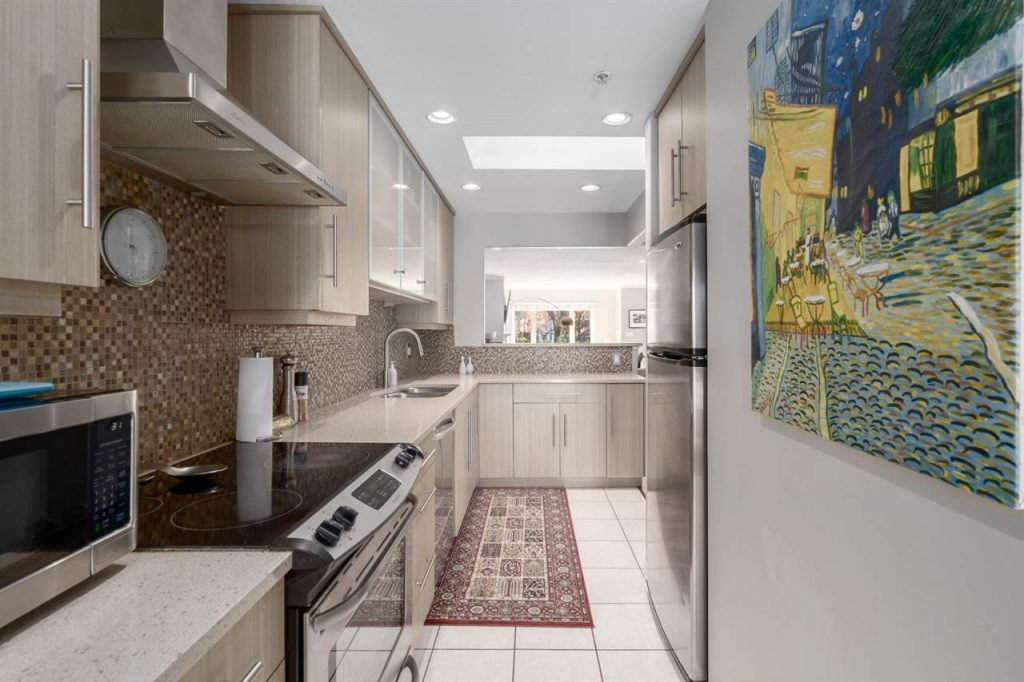 1137 East 14th Avenue - The R & D Group - Kitchen